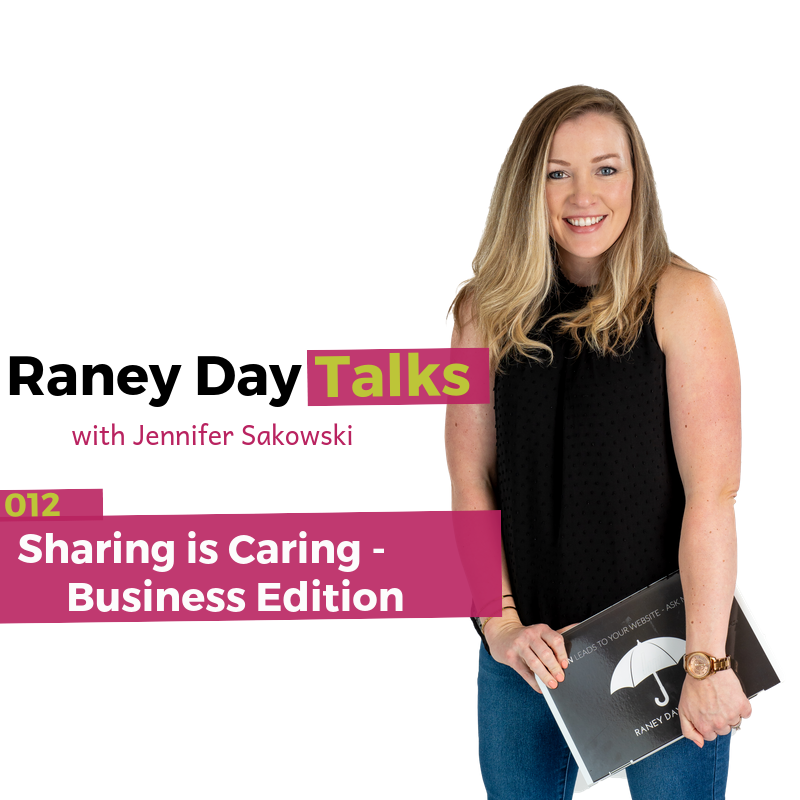 sharing is caring and why you need to give away your content