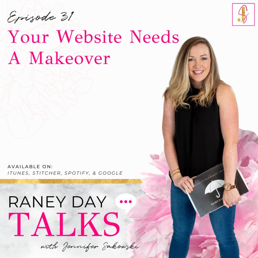 Your Website Needs A Makeover